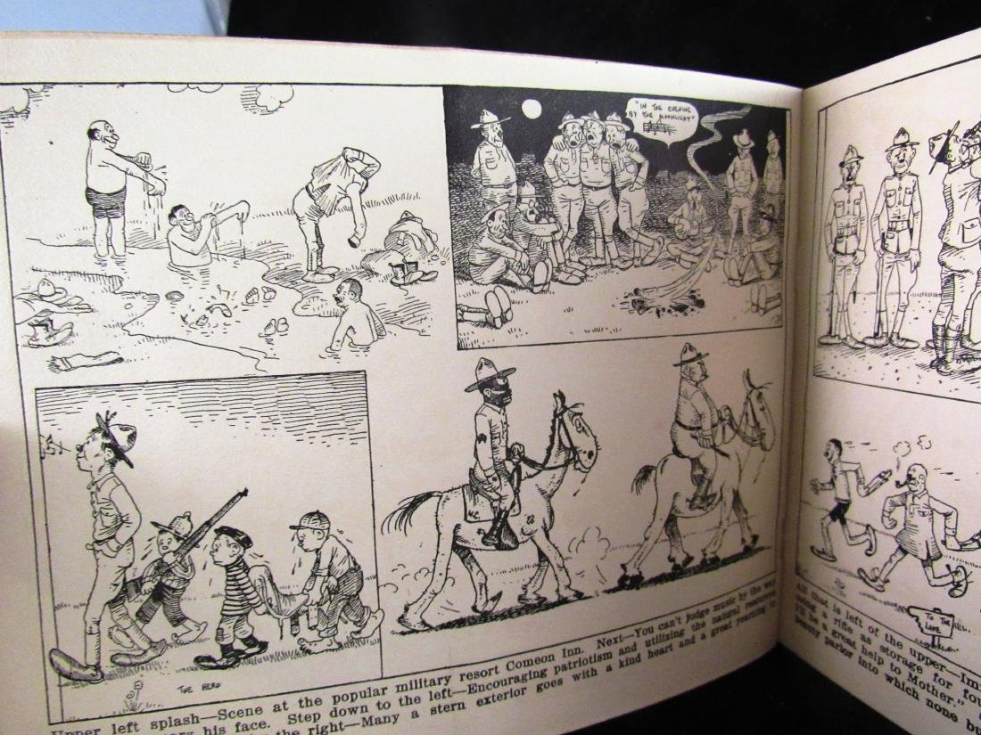 WWI 1917 cartoons by A.Butler - 4