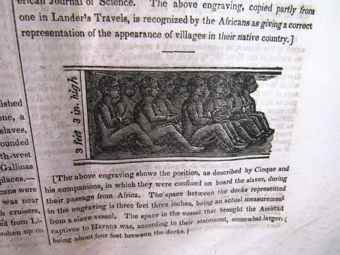 Abolitionist newspaper June 1841 Amistead - 4