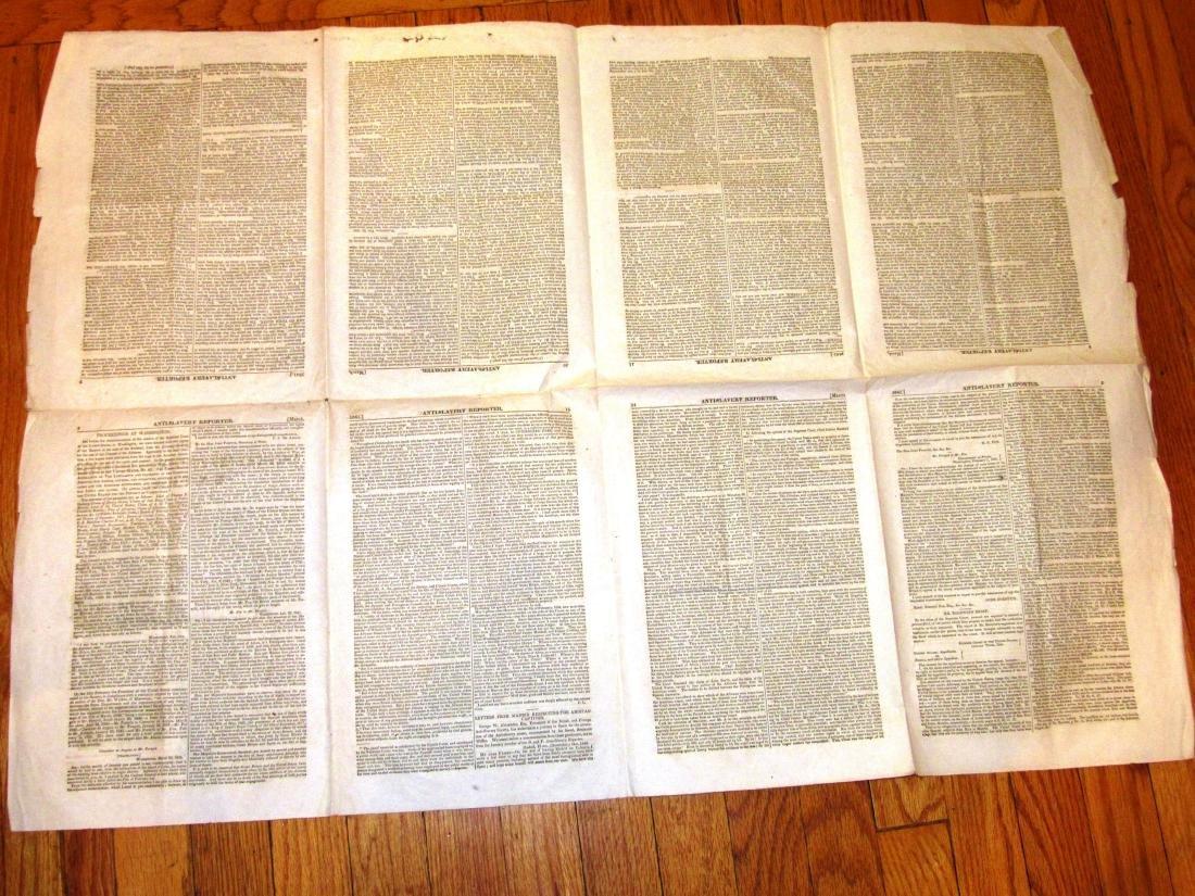 Abolitionist newspaper June 1841 Amistead - 7
