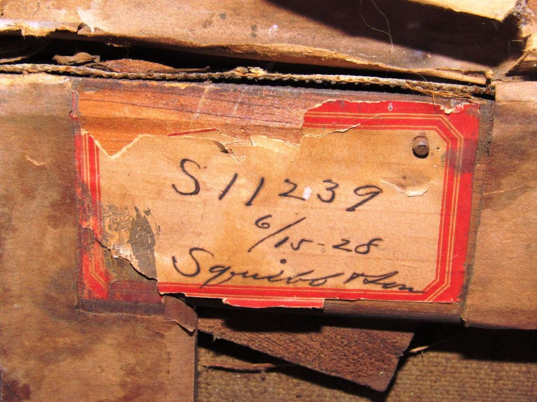 1928 WW Seaton-Amer. (1895-1957) O/C for Squibb - 8