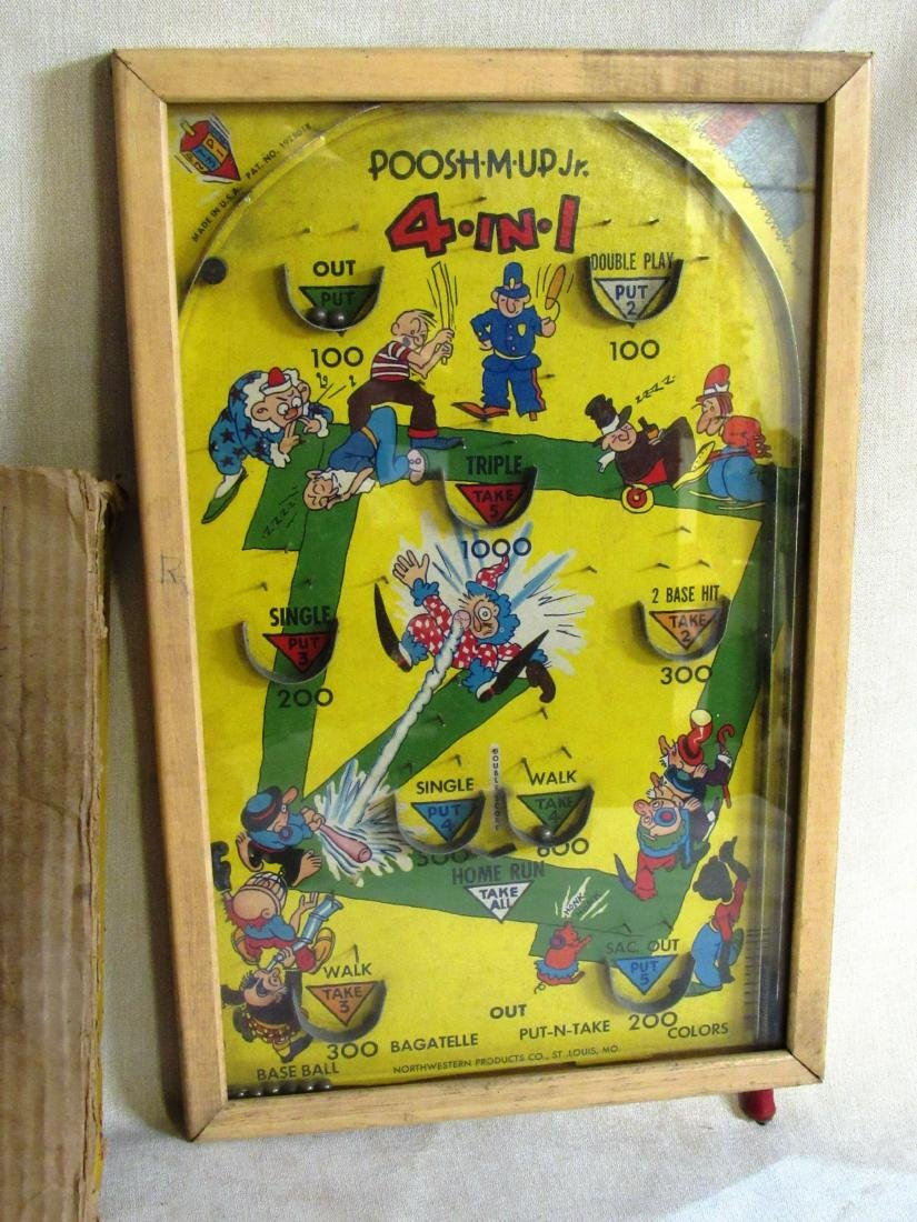 Lot of antique toys - 2