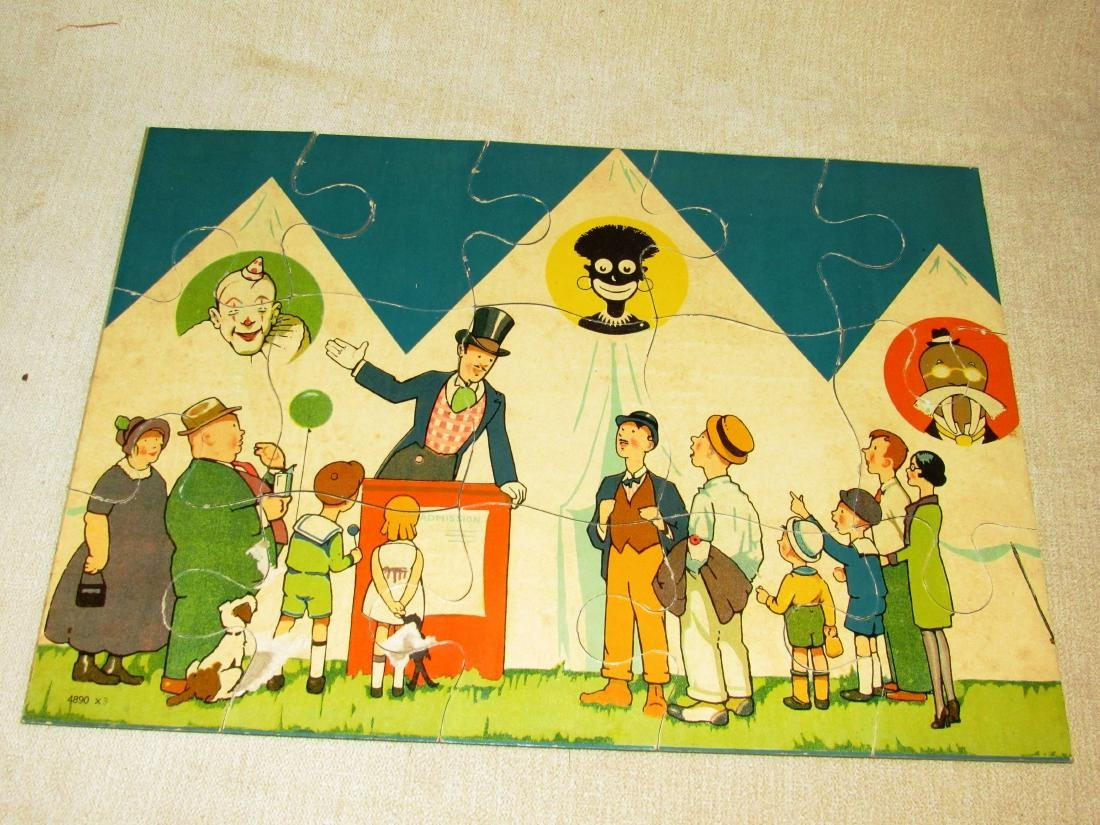 Lot of antique toys - 6