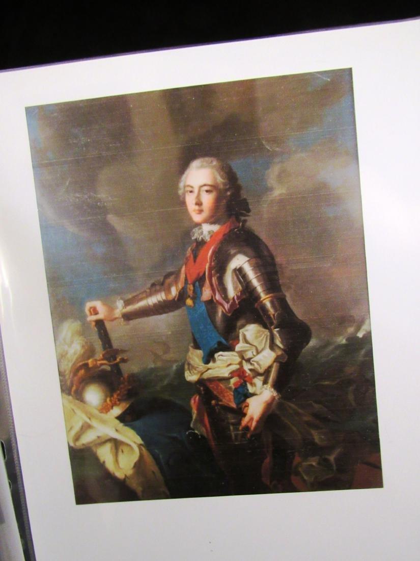 1786 Louis Jean Marie de Bourbon  autograph letter - 3