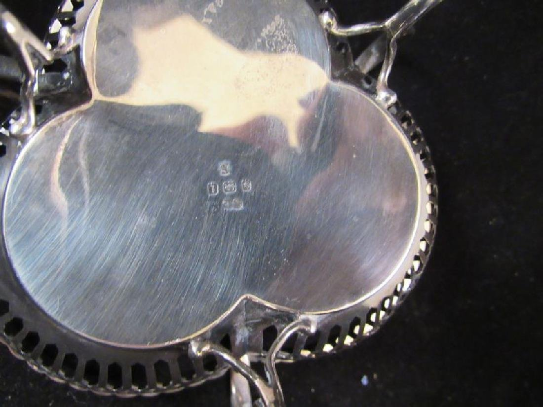 Lot of (3) Sterling silver items - 4