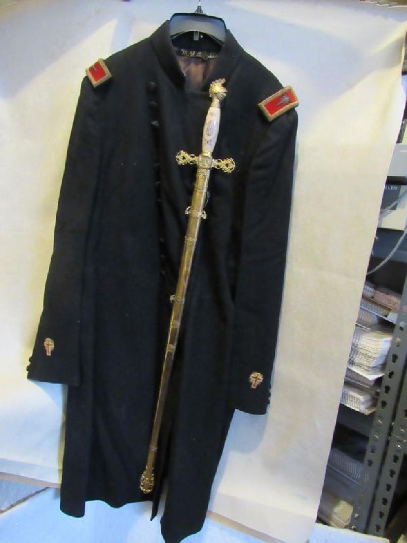 Knights Templar Masonic lot