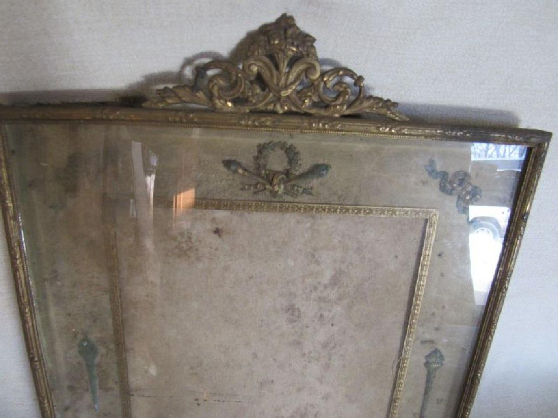 Antique bronze and brass lot (5) - 2
