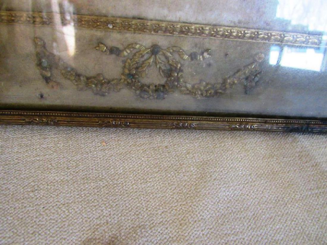 Antique bronze and brass lot (5) - 3