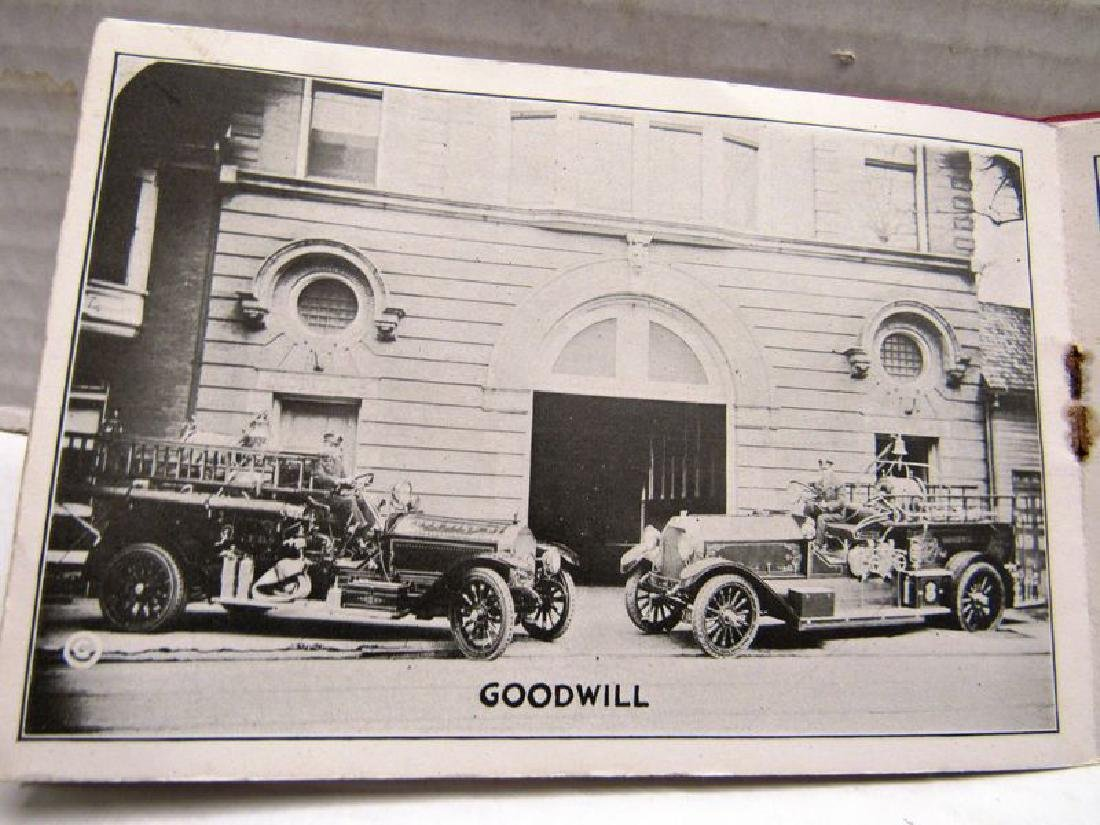 1920 York PA Fire Dept Souvenir booklet - 4