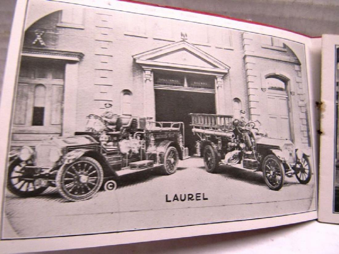 1920 York PA Fire Dept Souvenir booklet - 5