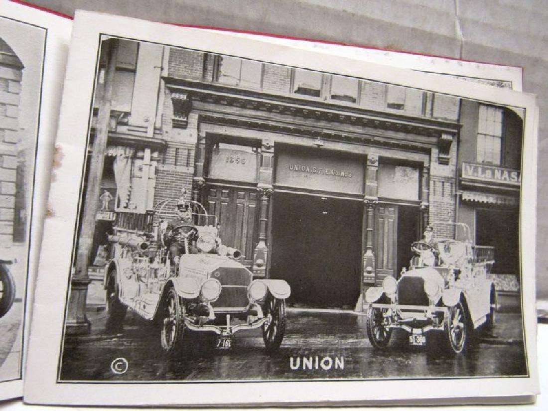 1920 York PA Fire Dept Souvenir booklet - 6