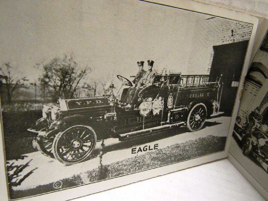 1920 York PA Fire Dept Souvenir booklet - 7