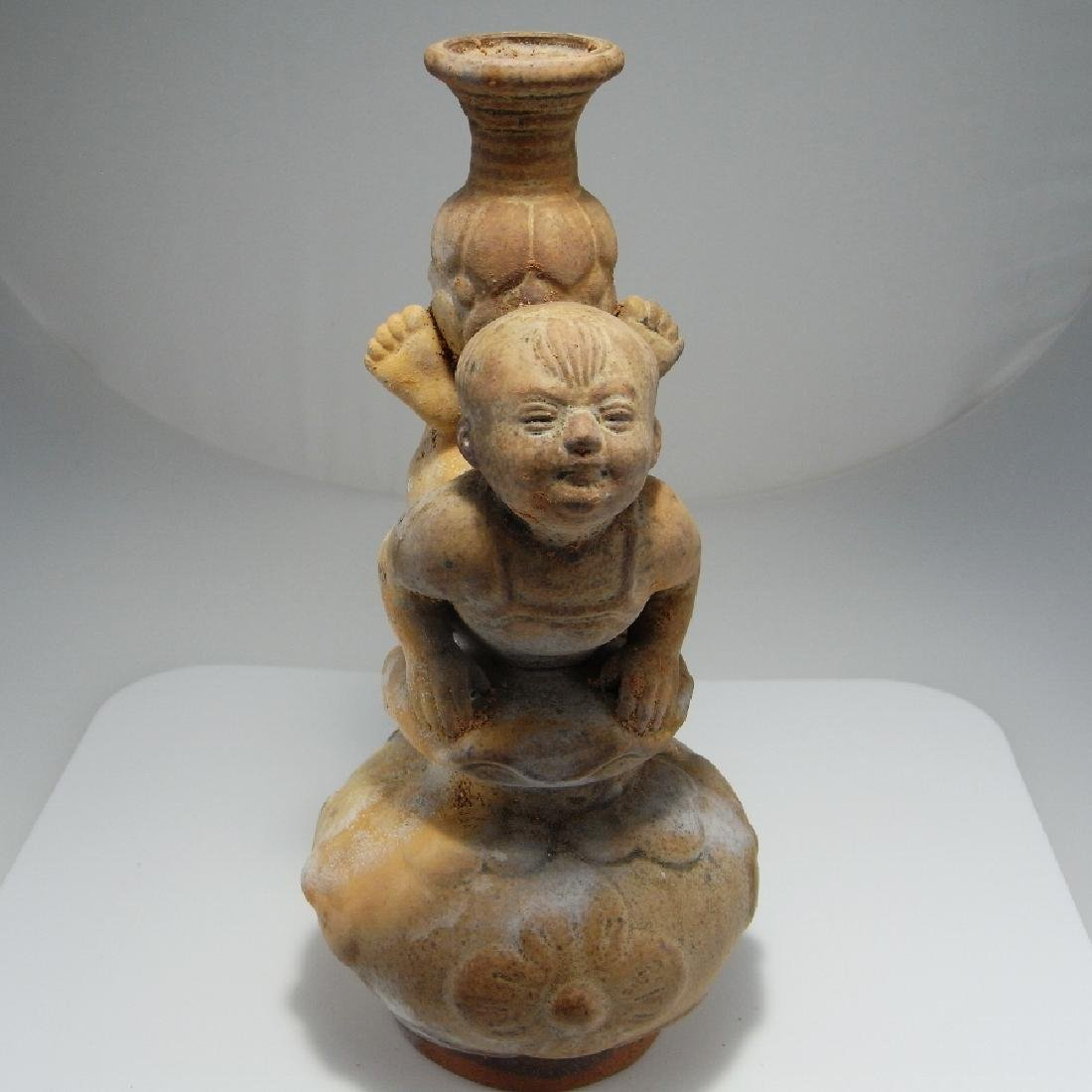 CHINESE Liao to Tang Dynasty Vessel Flask
