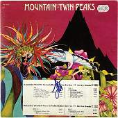"""Mountain: Leslie West In-Person Signed """"Twin"""