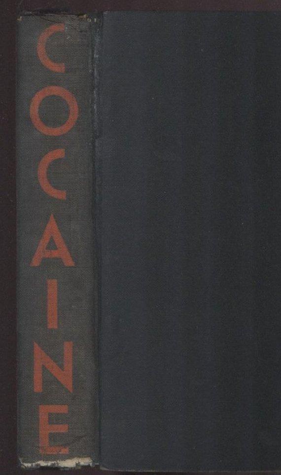 Pitigrilli aka Dino Segre, Cocaine, 1st US Edition 1933