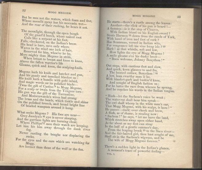 John Greenleaf Whittier, Poems 1st/1st 1857 - 6