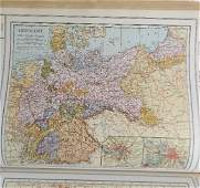 Raynold, Post WWI Atlas of the World 1914 - 1919