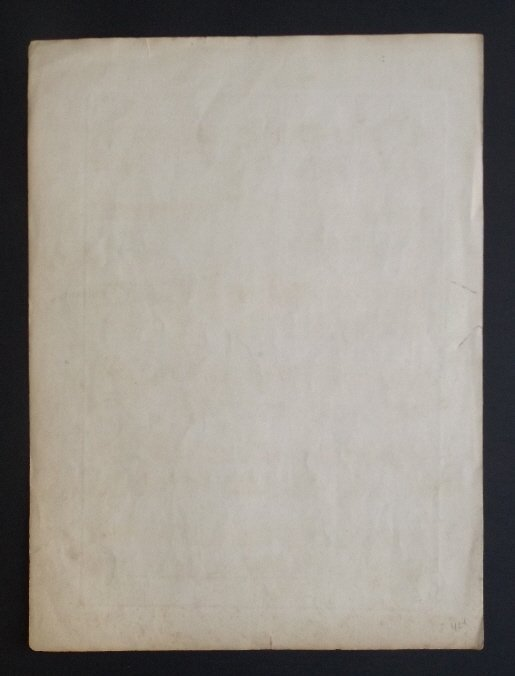 Tuckers Quick Step, 1836, Military Sheet Music, Litho - 7