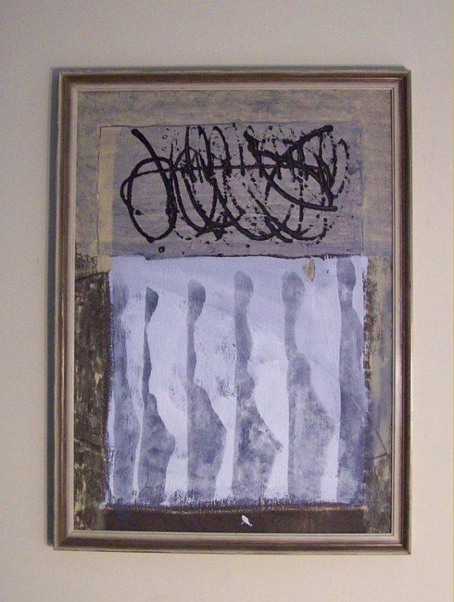 Irakli Parjiani, Shadow of Time, 1989 listed artist