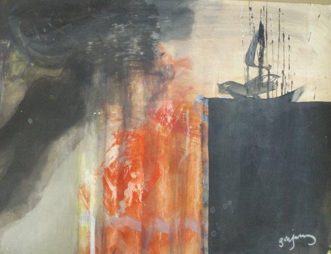 Irakli Parjiani, Odysseus, The Edge of Earth, 1989 - 2