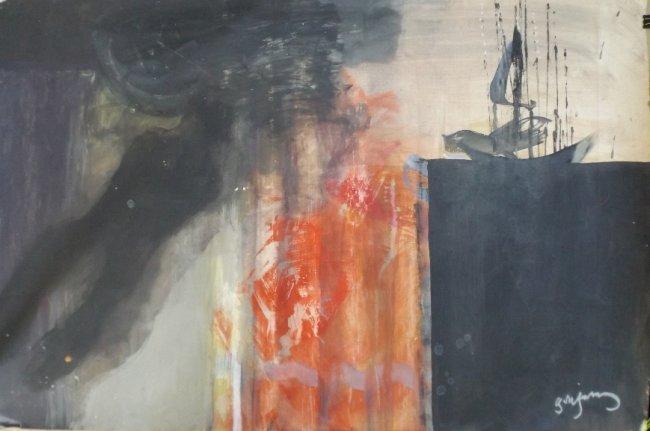 Irakli Parjiani, Odysseus, The Edge of Earth, 1989 - 3