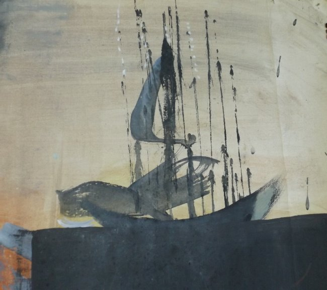 Irakli Parjiani, Odysseus, The Edge of Earth, 1989 - 5