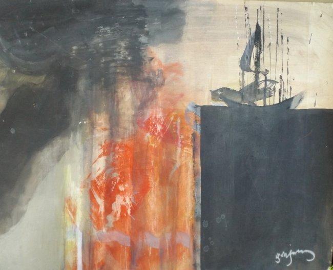 Irakli Parjiani, Odysseus, The Edge of Earth, 1989 - 6