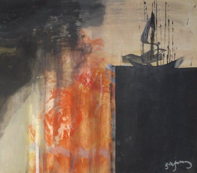 Irakli Parjiani, Odysseus, The Edge of Earth, 1989 - 7