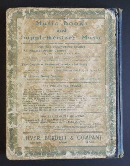 Songs of the Nation 1896 Sheet Music hard cover book - 7