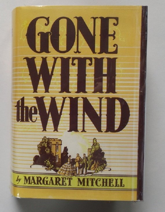 Margaret Mitchell, Gone With The Wind, 1st Ed. MAY 1936