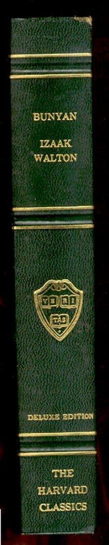 John Bunyan, The Pilgrim's Progress and Izaak Walton