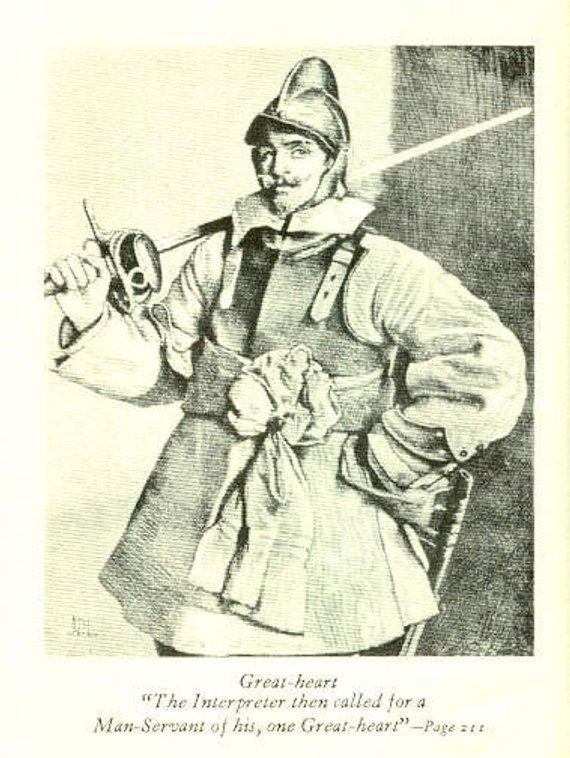 John Bunyan, The Pilgrim's Progress and Izaak Walton - 2