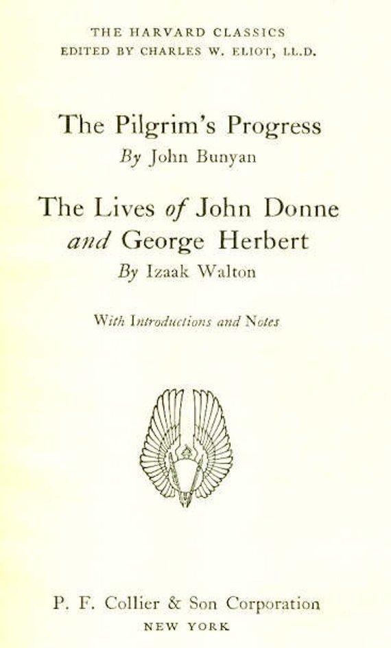 John Bunyan, The Pilgrim's Progress and Izaak Walton - 3
