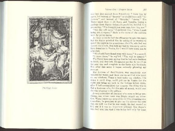 Giacomo Casanova, History of my Life 1966 - 6