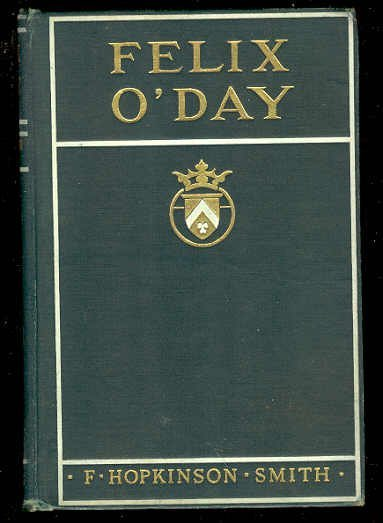 Smith, Felix O Day, 1st Print 1915 Wright illustrations - 2