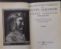 Dante Divine Comedy complete all Dore illustrations