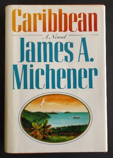 Michener, Caribbean 1stEd 1989 illustrated Maps D/J