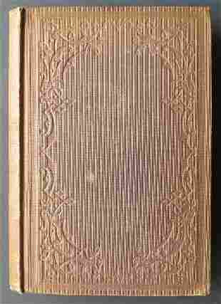 Ward Beecher, Star Papers, Art, Nature 1stEd. 1855