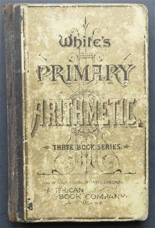 White, Primary Arithmetic, Natural System, 1896