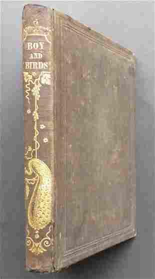 Emily Taylor, Boy and Birds 1841 Landseer illustrations