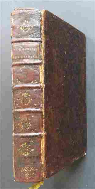Shakespeare, Comedies and King John, 1747 Warburton