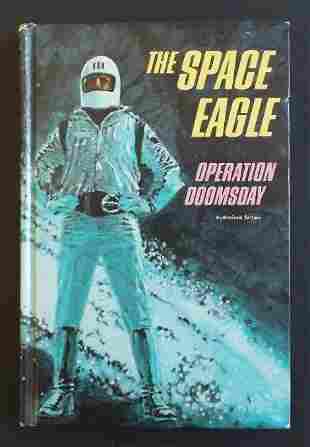Pearl, The Space Eagle Operation Doomsday 1967 ill.