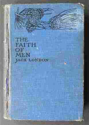 Jack London, Faith of Men and Other Stories 1904
