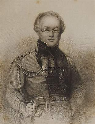 Shaw, Major General David Stewart, Garth 1835 Gordon