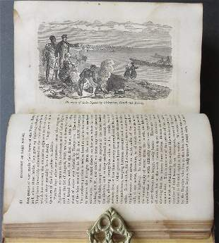 Livingstone Travels South Africa, 1stUS Edition 1858