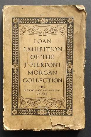 Guide to Pierpont Morgan Collection, 1st/1st 1914 ill.
