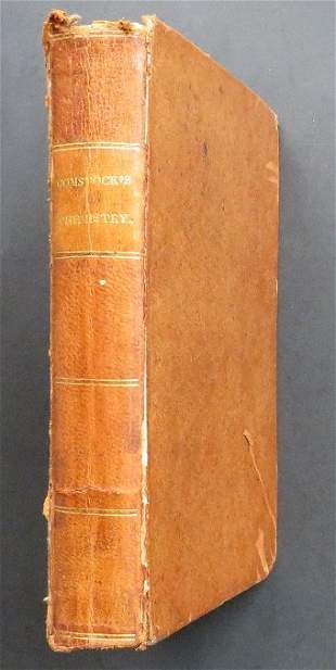 Comstock, Elements of Chemistry Recent Discoveries 1838