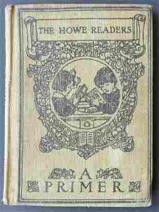 Howe Readers A Primer, 1909, Victorian illustrations