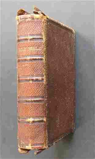 Oxford University Press Holy Bible 1870
