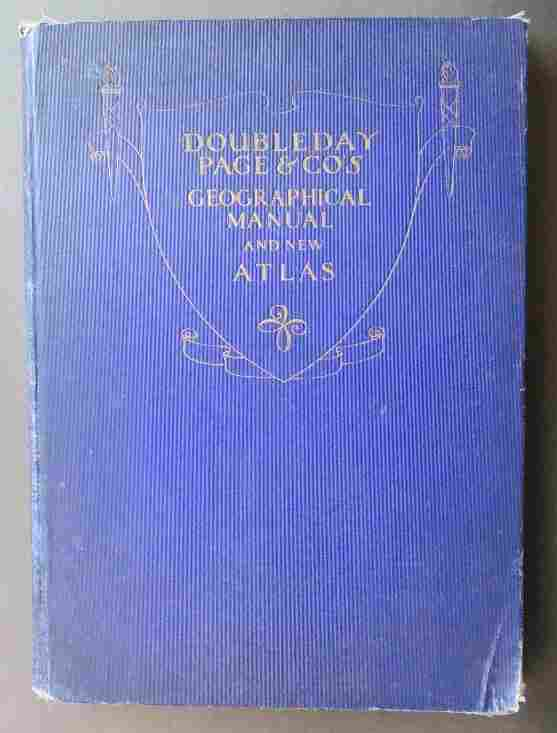 Doubleday Atlas of the World with WWI Maps 1918