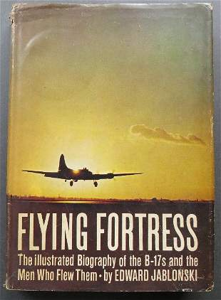 Jablonski, Flying Fortress, Men who Flew Them 1965